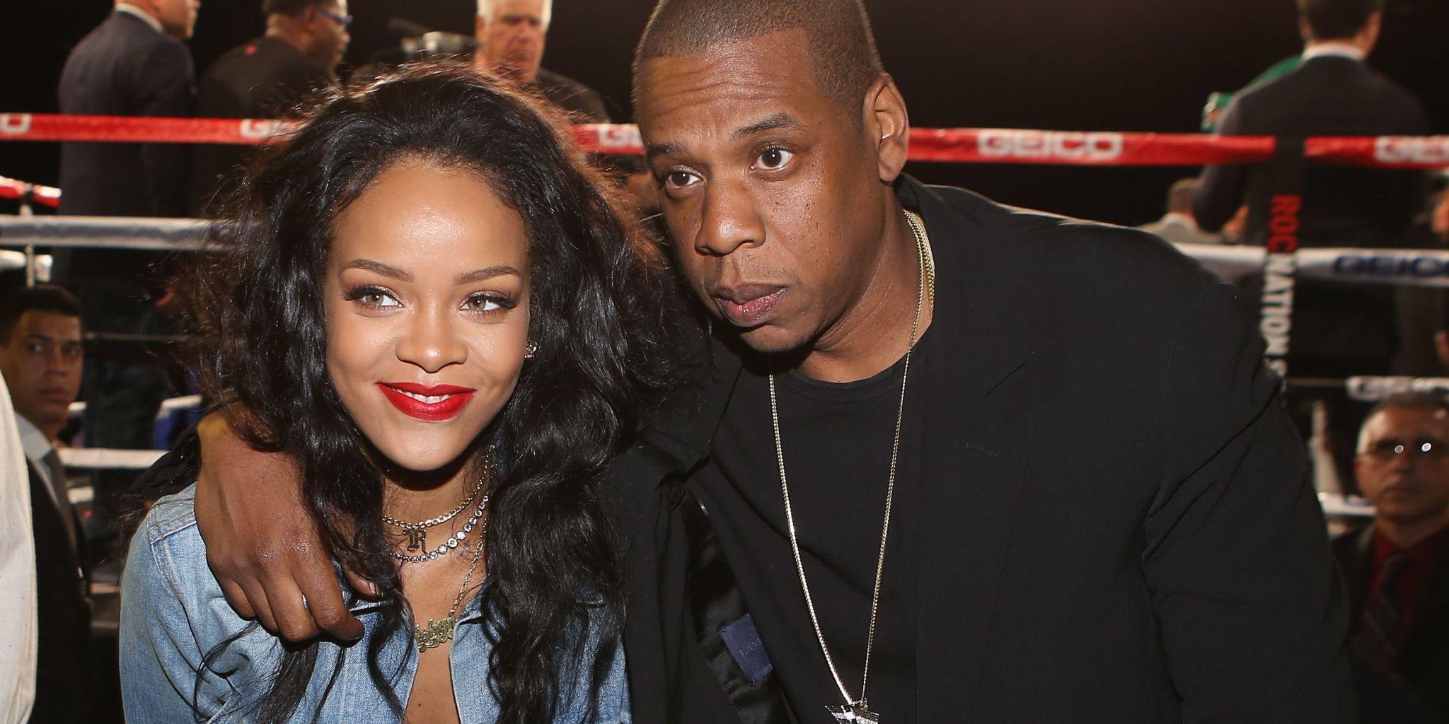 Rihanna and jay z dating rumors