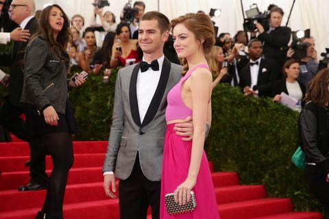 Emma Stone and Andrew Garfield Break Up Again