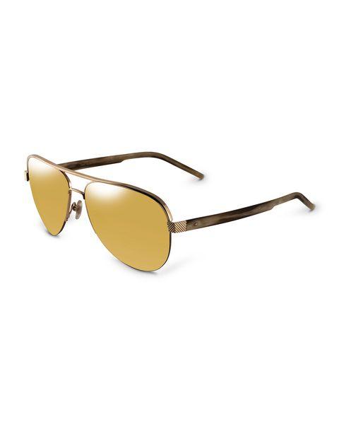 "<p>Sama Eyewear Kennedy 24k Sunglasses, $1,145; <a href=""http://www.bergdorfgoodman.com/Sama-Eyewear-Kennedy-24k-Sunglasses-Gold-Made-to-Order-Sama-Eyewear/prod109460018_cat471701__/p.prod?icid=&searchType=EndecaDrivenCat&rte=%252Fcategory.jsp%253FitemId%253Dcat471701%2526pageSize%253D30%2526No%253D0%2526refinements%253D&eItemId=prod109460018&cmCat=product"" target=""_blank"">bergdorfgoodman.com</a></p>"