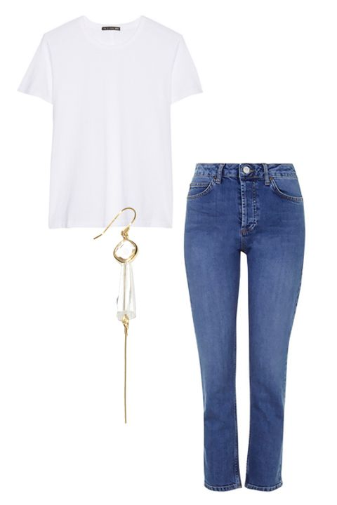95deb127 New Ways to Wear Jeans and a T-Shirt-10 Pieces That Will Spice Up ...