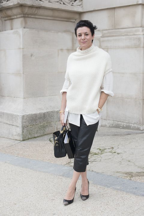 5f43b61180 How French Women Define French Style - French Women Style Tips