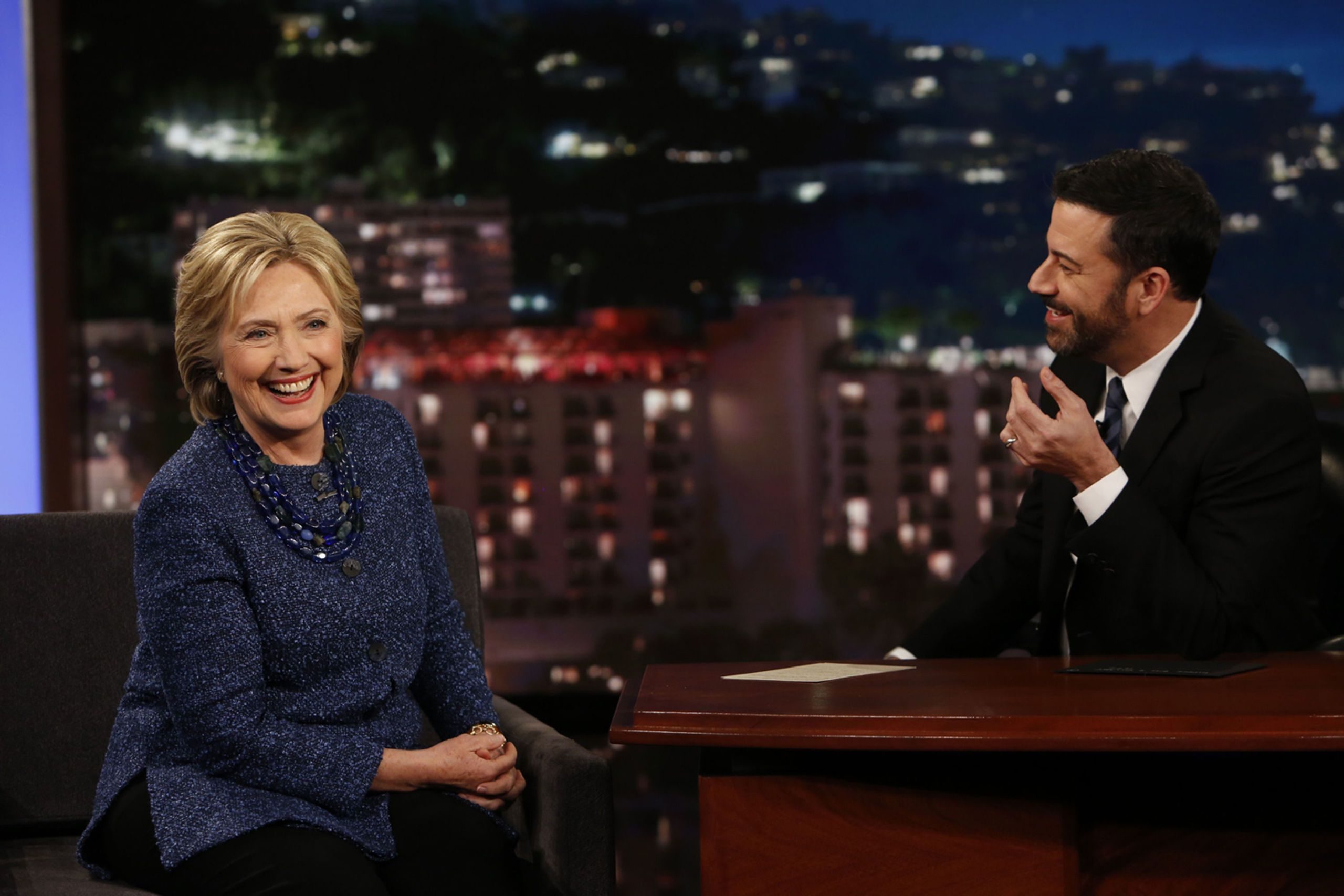 Watch 4 Adorable Children Explain to Jimmy Kimmel Why Women Can't Be President