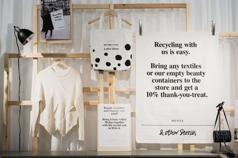 & Other Stories Launches Textile Recycling Program