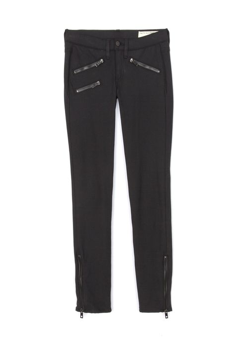 "<p>""I love how Rag & Bone jeans fit me. They're long enough (which is not always the case!), comfortable, and wear really well.""—<em>Sally Holmes, Senior News Editor</em><br></p><p>Rag & Bone Equestrian Jean, $265; <a href=""http://www.rag-bone.com/womens/jean/denim/rbw23-W1522S005EQU.html"">rag-bone.com</a></p>"