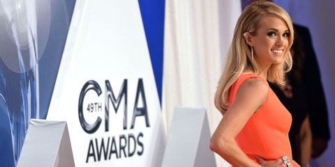 Best Dressed At The Cmas Best Dresses From The Country Music Awards