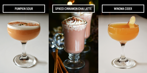 8 Thanksgiving Cocktail Recipes to Make Your Family Gathering More Tolerable