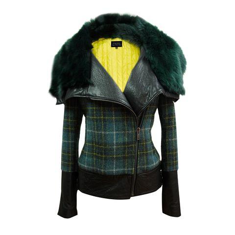 Sleeve, Textile, Woolen, Sweater, Wool, Fur, Natural material, Tartan,