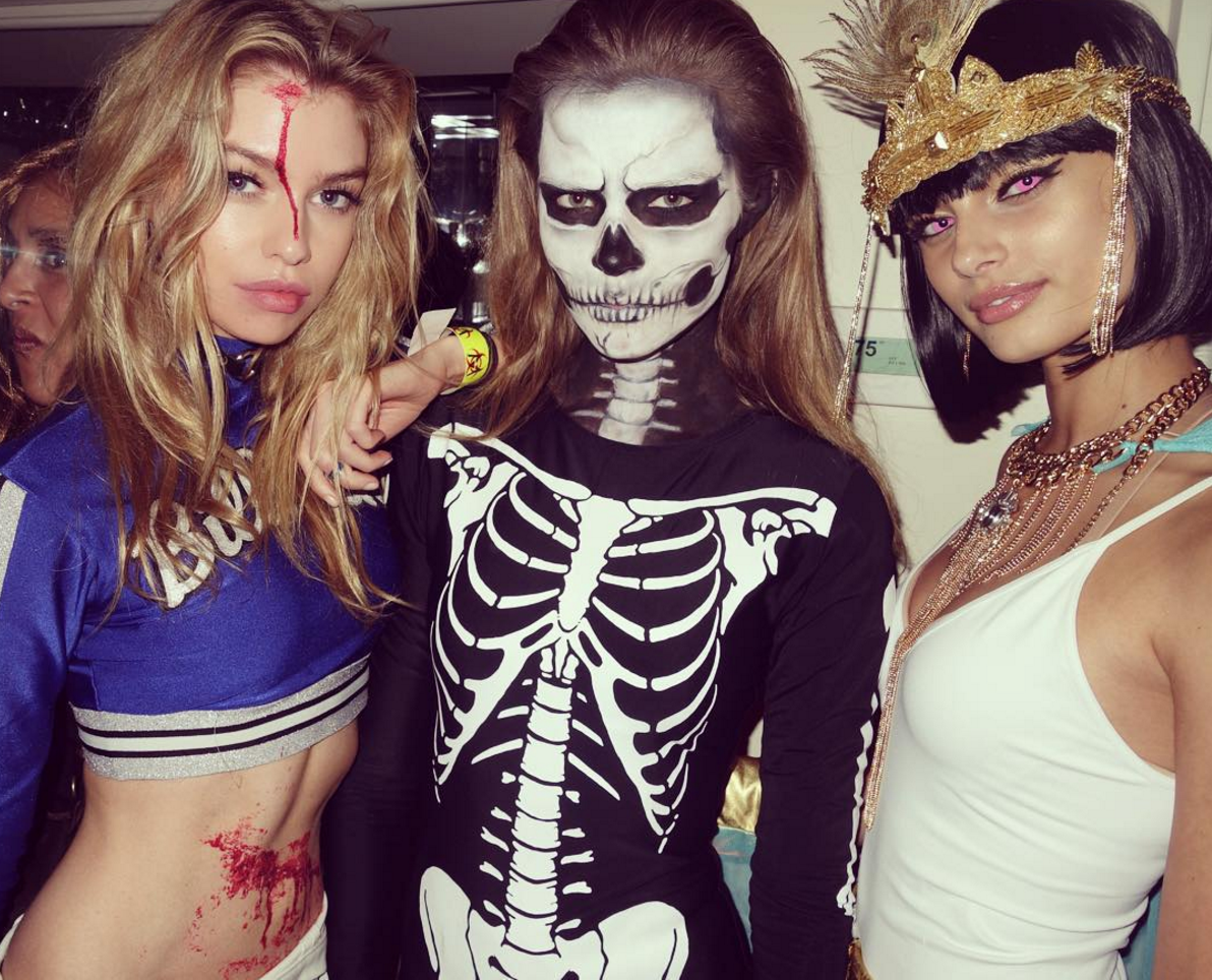 Celebrity Halloween Costumes 2015 - Celebrity Costume Photos