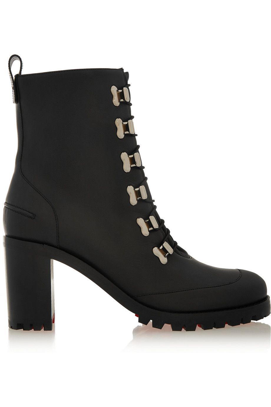 "<p>Christian Louboutin Country Croche 70 Leather Boots, $1,295; <u><a href=""http://www.net-a-porter.com/us/en/product/606916/christian_louboutin/country-croche-70-leather-boots"" target=""_blank"">net-a-porter.com</a></u></p>"