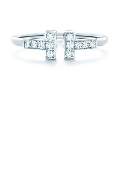"""<p>Tiffany T Wire Ring, $1,600; <a href=""""http://www.tiffany.com/jewelry/rings/tiffany-t-wire-ring-GRP07760?fromGrid=1&search_params=p+1-n+10000-c+-1-s+11-r+-t+t%20wire%20rin-ni+1-x+-lr+-hr+-ri+-mi+-pp+0+1&search=1&origin=search&searchkeyword=t%20wire%20ring&trackpdp=search&fromcid=-1"""" target=""""_blank"""">tiffany.com</a></p>"""