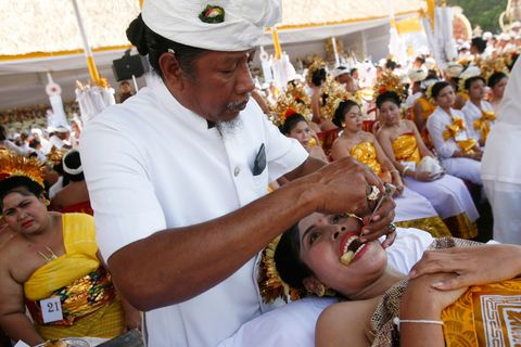 Coming of Age Ceremonies from Around the World - Photos of
