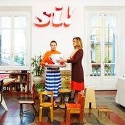 Room, Interior design, Furniture, Table, Flooring, Interior design, Floor, Home, Fixture, Window covering,