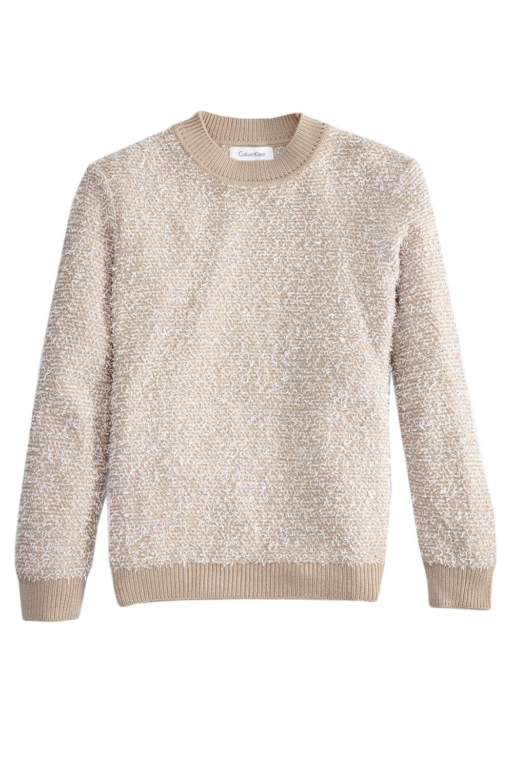 """<p><strong>Anxiety:</strong> Getting cold and itchy and all-around uncomfortable.</p><p><strong>Solution: </strong>Bring a super cozy sweater that doubles as a comfort object (you know, like a teddy bear), but doesn't compromise your style.</p><p><em>Calvin Klein Sweater; $TK, <a href=""""http://www.calvinklein.com/shop/en/ck/search/womens-sweaters"""" target=""""_blank"""">calvinklein.com</a> NEED TO ADD PRICE</em></p>"""