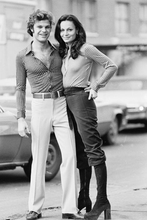 <p>Egon and Diane Von Furstenberg</p>