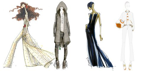 Cynthia Rowley Diane Von Furstenberg And More Designers Create Star Wars Fashion Designs Star Wars Force For Change Fashion Auction