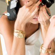 Finger, Skin, Wrist, Hand, Nail, Fashion accessory, Style, Watch, Fashion, Nail care,