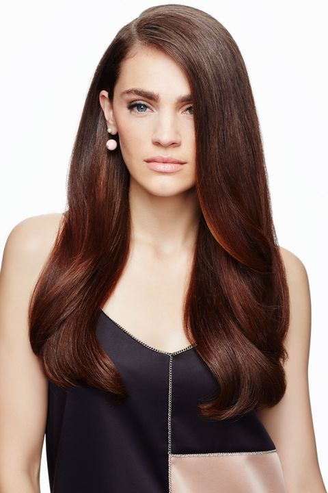<p>A blowout with body is a refreshing departure from your slim-and-sleek work style, and one sexy way to let your hair down.  </p>