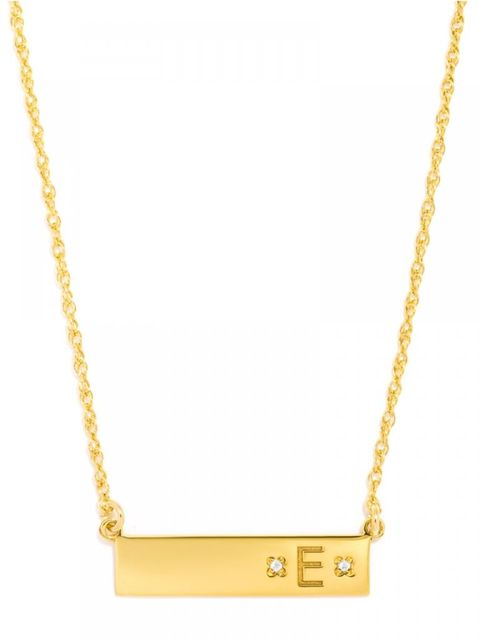 "<p>Baublebar Diamond Initial Necklace, $155; <a href=""http://rstyle.me/~6YOur"">baublebar.com</a></p>"