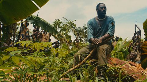 "<p>After winning an Emmy for directing the first season of <em>True Detective</em>, Cary Fukunaga wrote and directed<em> Beasts of No Nation</em> starring Idris Elba. In the movie, released via Netflix, Fukunaga recounts the fictional story of a young African boy caught up in his country's violent war. It's tough to watch, but in the violence Fukunga hits on some valuable insights, like the effect conflict has on innocence and how easily corruptible we become in times of war. <i>Beasts</i> earned <a href=""http://www.imdb.com/title/tt1365050/awards?ref_=tt_awd"">nominations</a> at the Venice Film Festival and London Film Festival, but is still considered a bit of a long shot for the Golden Globes and Oscars. Still, Fukunaga's story could be a contender.   </p>"