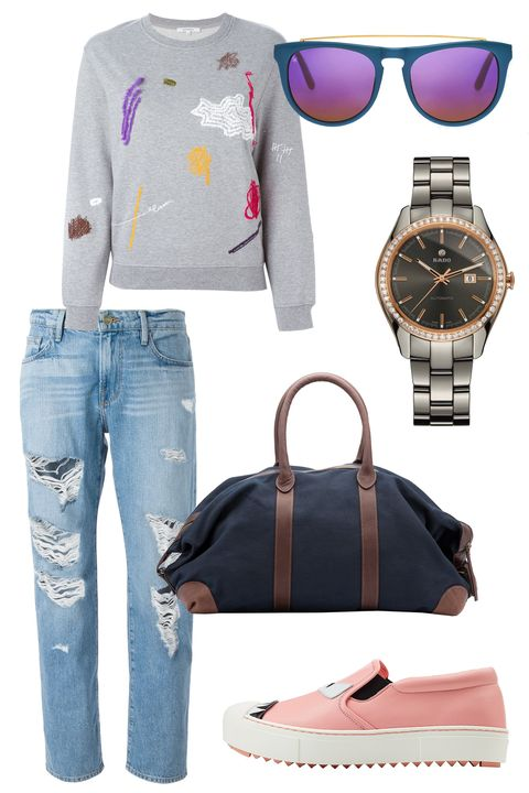 Blue, Product, Brown, Denim, Textile, Bag, White, Jeans, Pattern, Style,