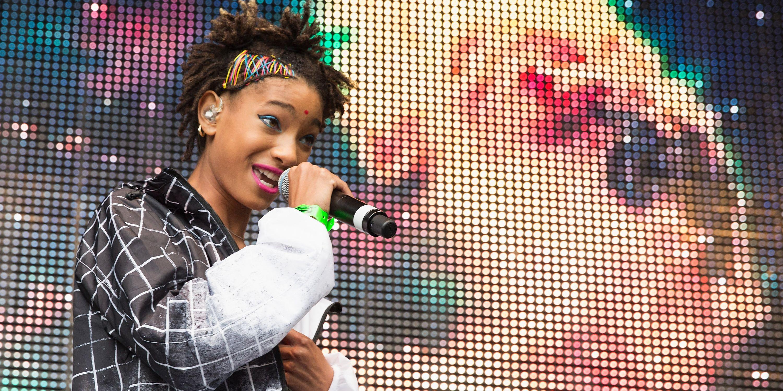ebd29704ca Willow Releases Surprise Debut Album - Willow Smith Ardipithecus Album
