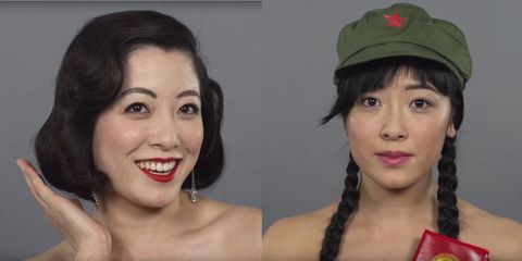 100 Years of Chinese Beauty