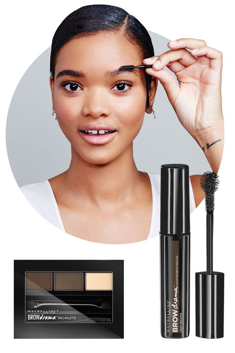 """<p><strong>To get the look, try:</strong> </p><p>Start With<em>: Maybelline New York Brow Drama Pro Palette, </em><a href=""""http://www.amazon.com/Maybelline-New-York-Makeup-Palette/dp/B0126RXPW4/ref=sr_1_1?ie=UTF8&qid=1449128946&sr=8-1&keywords=maybelline+brow+pro+palette"""" target=""""_blank"""" style=""""text-decoration: """"><em>Buy it now</em></a><br> </p><p>Finish With<em>: Maybelline New York Eye Studio Brow Drama, </em><a href=""""http://www.amazon.com/Maybelline-New-York-Eyestudio-Sculpting/dp/B00N3JNLWE/ref=sr_1_2?ie=UTF8&qid=1449128946&sr=8-2&keywords=maybelline+brow+pro+palette"""" target=""""_blank"""" style=""""text-decoration: """"><em>Buy it now</em></a><br> </p><p><br> </p><p><em><br></em> </p><p><br></p>"""