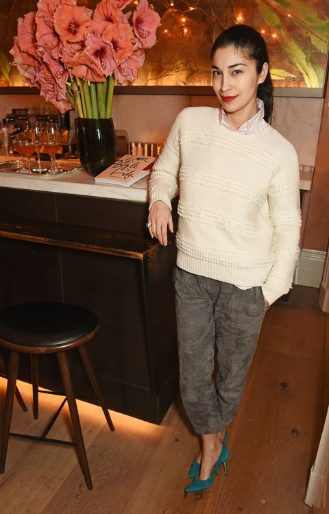 <p>Club Monaco and Garance Doré Celebrate 'Love Style Life' Book Tour with Private VIP Dinner in London on December 14, 2015.</p>
