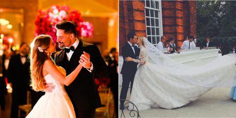 Google's top celebrity weddings of 2015
