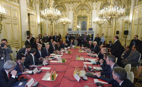 Lighting, Light fixture, Table, Furniture, Chandelier, Hall, Chair, Tableware, Government, Meeting,