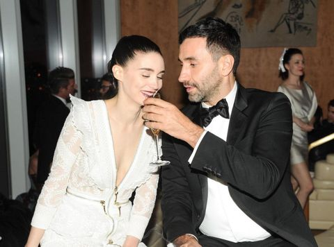 <p>At a Met Gala after party in 2013.</p>