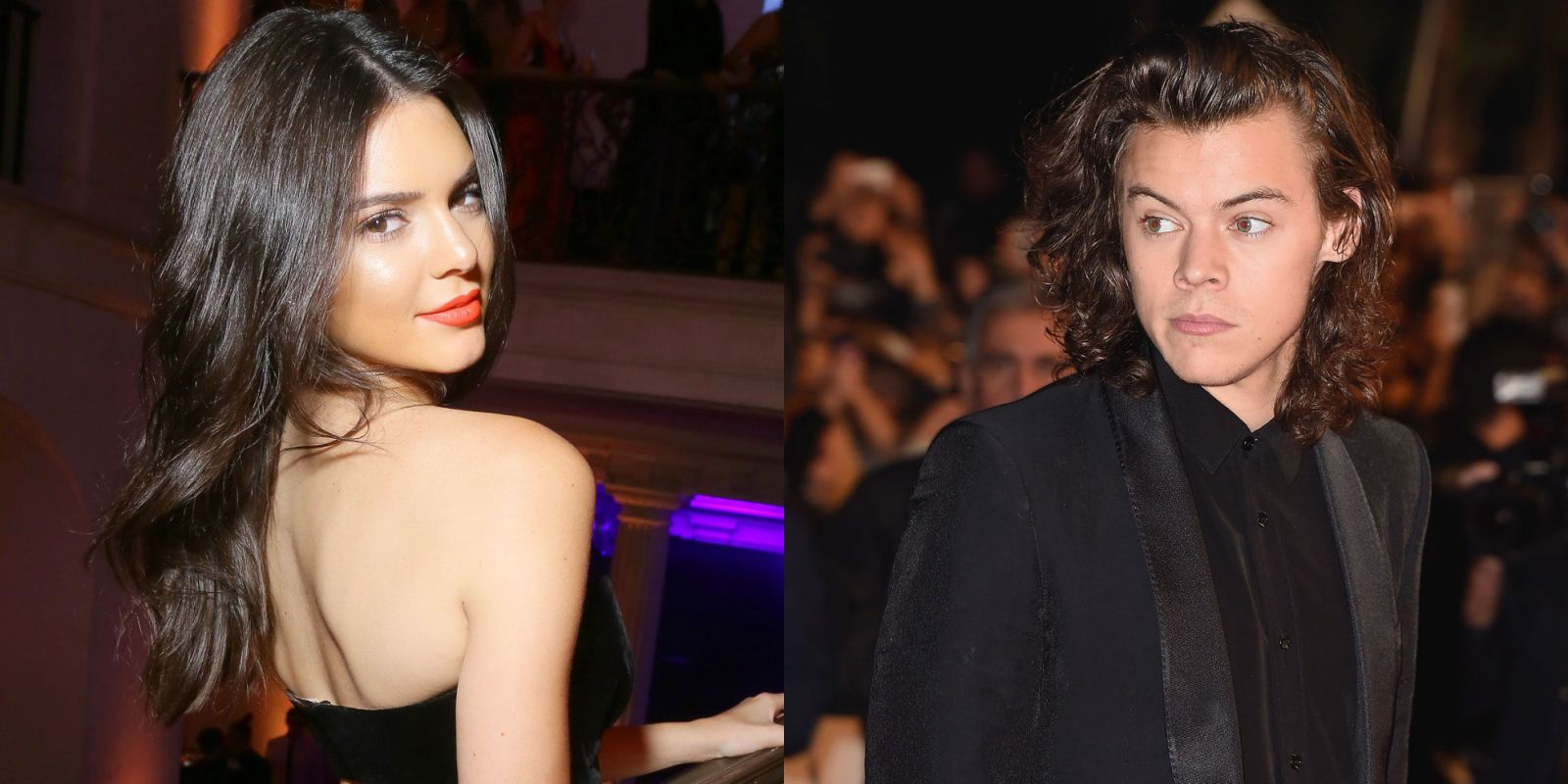 Kendall confirms not dating harry