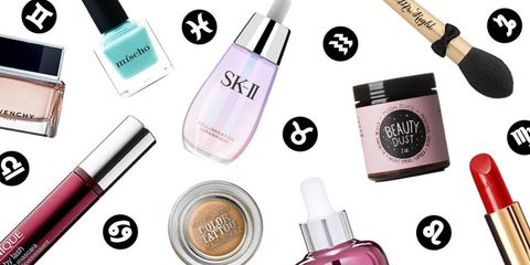 The Best Beauty Products for Every Astrological Sign