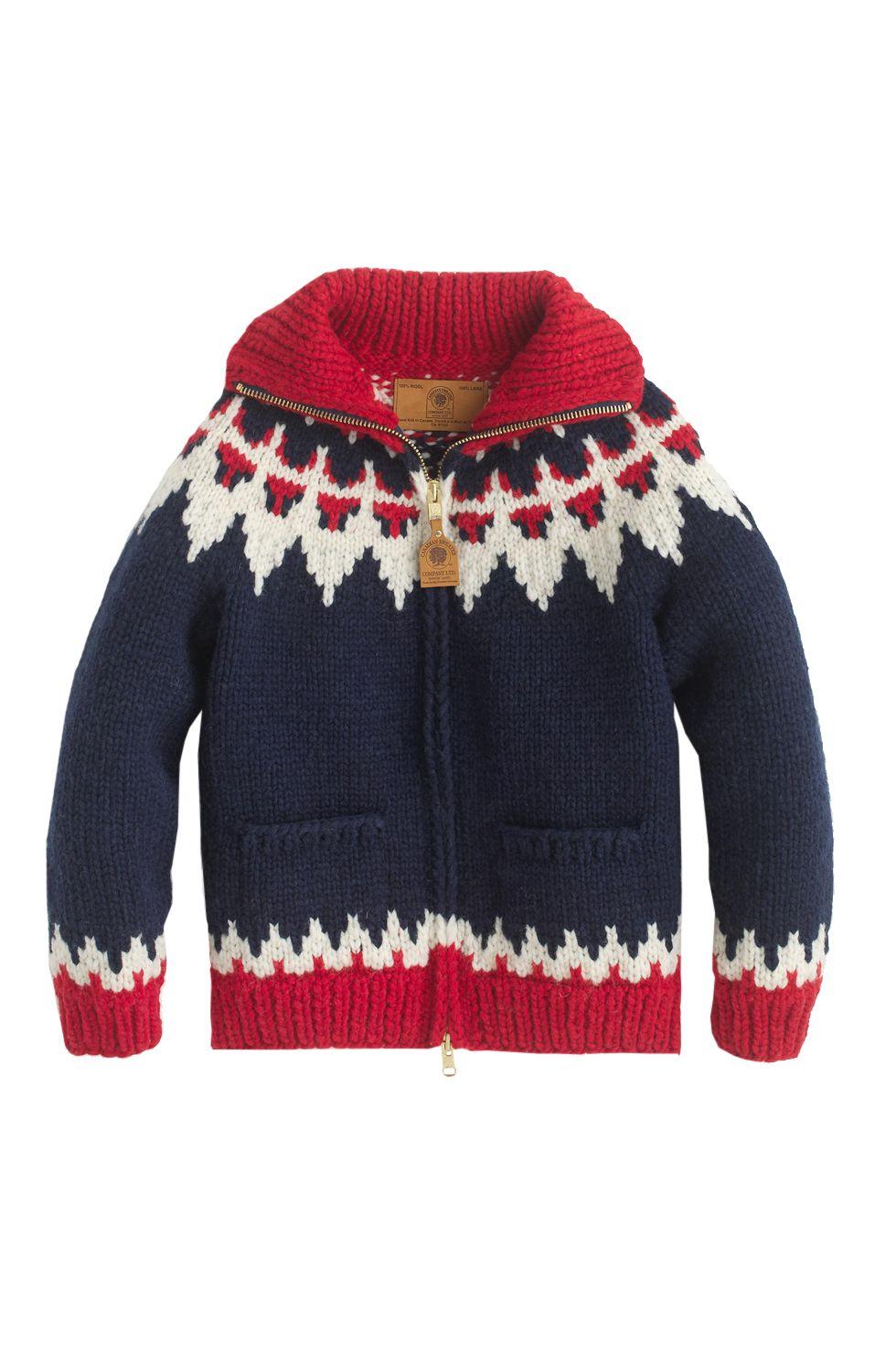 "<p>Canadian Sweater Company™ Cardigan Sweater, $400; <a href=""https://www.jcrew.com/womens_category/sweaters/cardigans/PRDOVR~E5172/E5172.jsp"">jcrew.com</a> </p>"