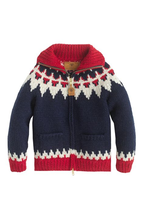 "<p>Canadian Sweater Company™ Cardigan Sweater, $400; <a href=""https://www.jcrew.com/womens_category/sweaters/cardigans/PRDOVR~E5172/E5172.jsp"">jcrew.com</a> </p>"