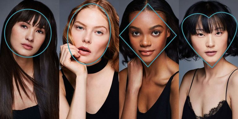 contouring for different face shapes. \ contouring for different face shapes