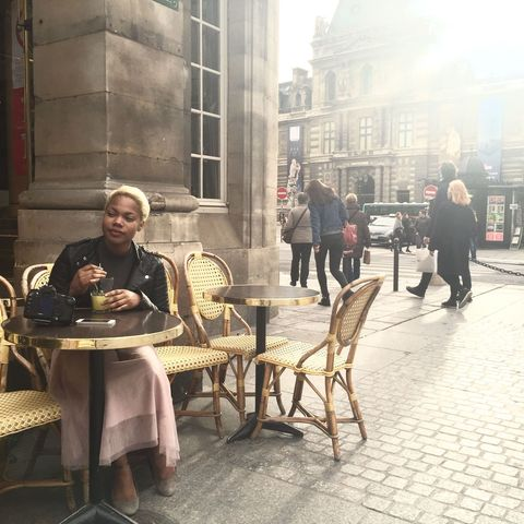 My Surreal Existence As a Black American Woman In Paris