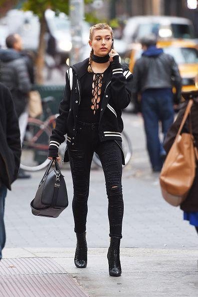 1715687db050 Hailey Baldwin Style - Hailey Baldwin Fashion Pictures