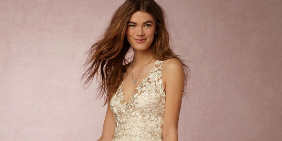 You Can Now Get a Marchesa Wedding Gown for Less Than $1,000