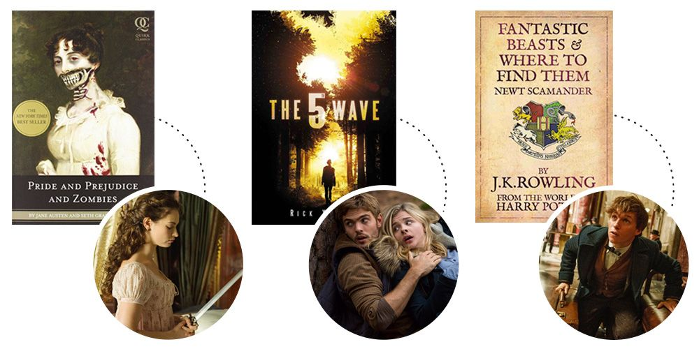 17 Books Being Made Into Movies in 2016 - The 5th Wave