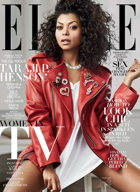 "<p>""It was very important to me that [Cookie Lyon] not be sassy and neck-rollin' and eye-bulgin' and attitude all the time. Everything she does is coming from a place of fighting for her family. That's why she's not a caricature.""</p><p><strong>Watch Henson on <em>Empire </em><strong>Wednesdays</strong> on FOX.</strong><br></p><p><span class=""redactor-invisible-space""><em>Jacket by Marc Jacobs. T-shirt by Off-White c/o Virgil Abloh. Necklace by Bulgari.</em><span class=""redactor-invisible-space""><em></em></span></span></p>"