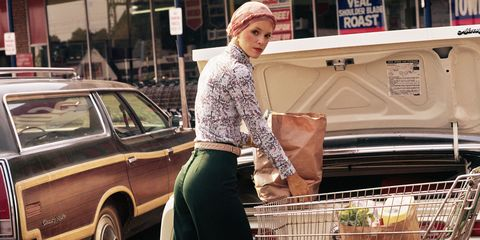 How to Grocery Shop Like Your Mom