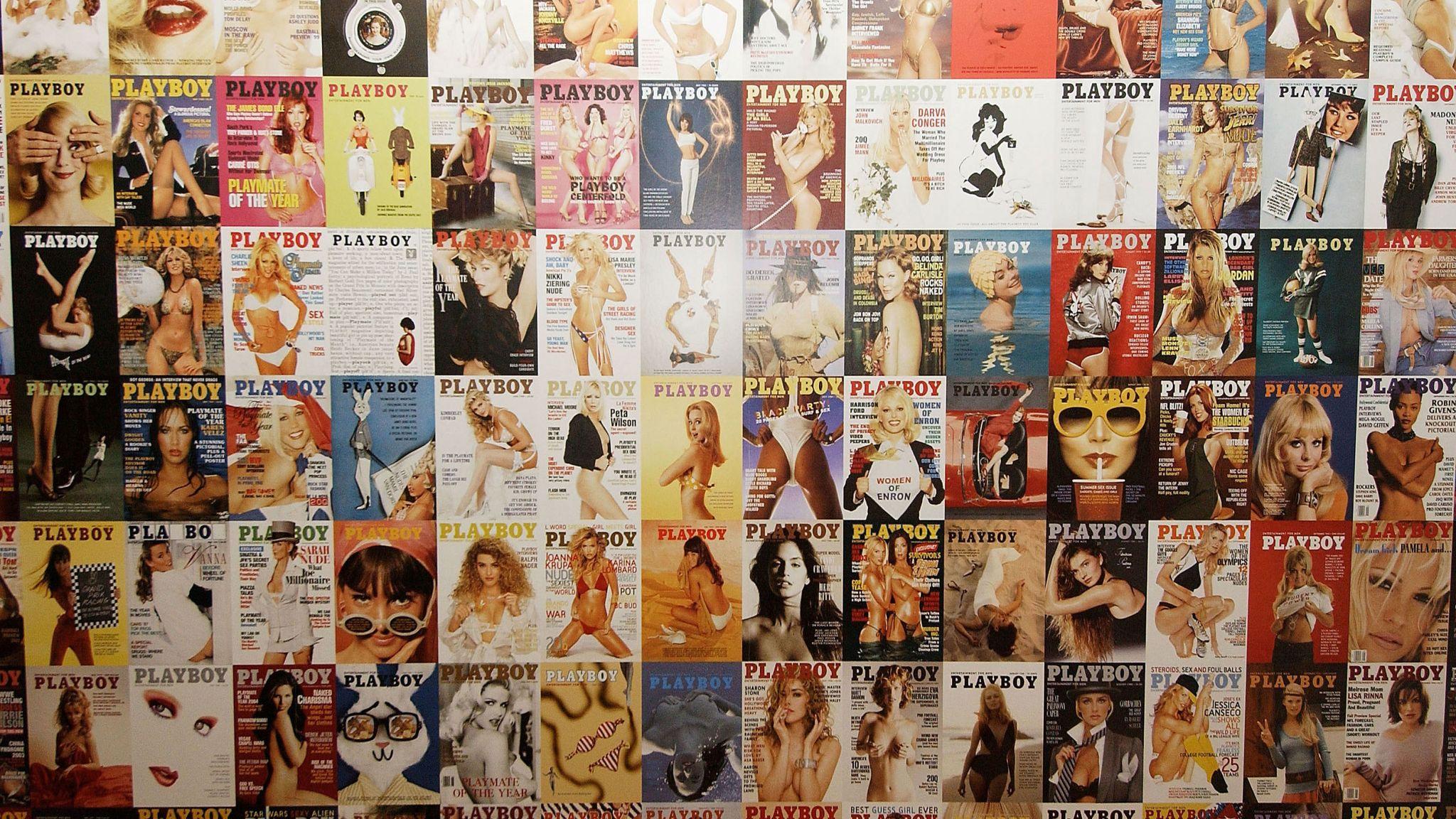 Inside the Secret Sisterhood of Women Who Worked at Playboy