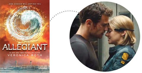 17 Books Being Made Into Movies In 2016 The 5th Wave Allegiant