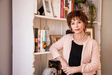 Isabel Allende On Love, Writing, and Being Single at 70