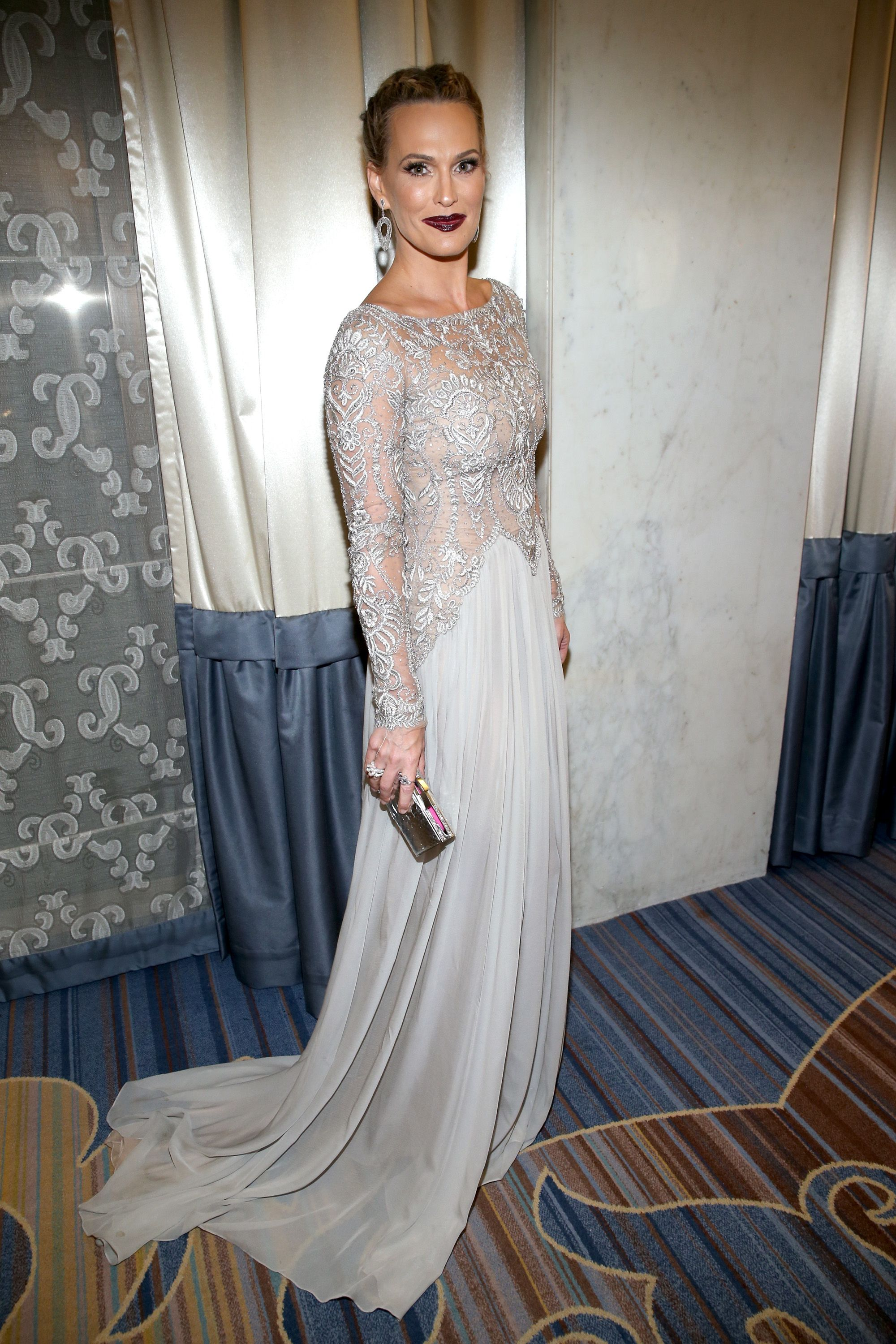 <p>Sixth Biennial UNICEF Ball presented by Louis Vuitton on January 12, 2016.</p>