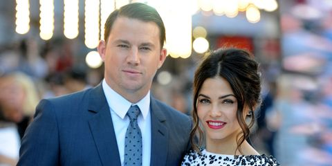 Channing Tatum Makes a Strong Bid for Husband of the Year