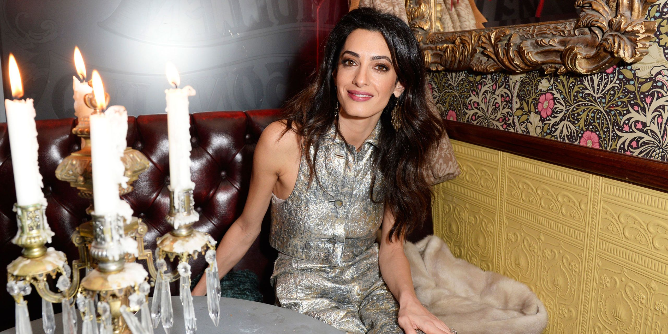 The Week in Feminism: Amal Clooney Graces America With Her Presence