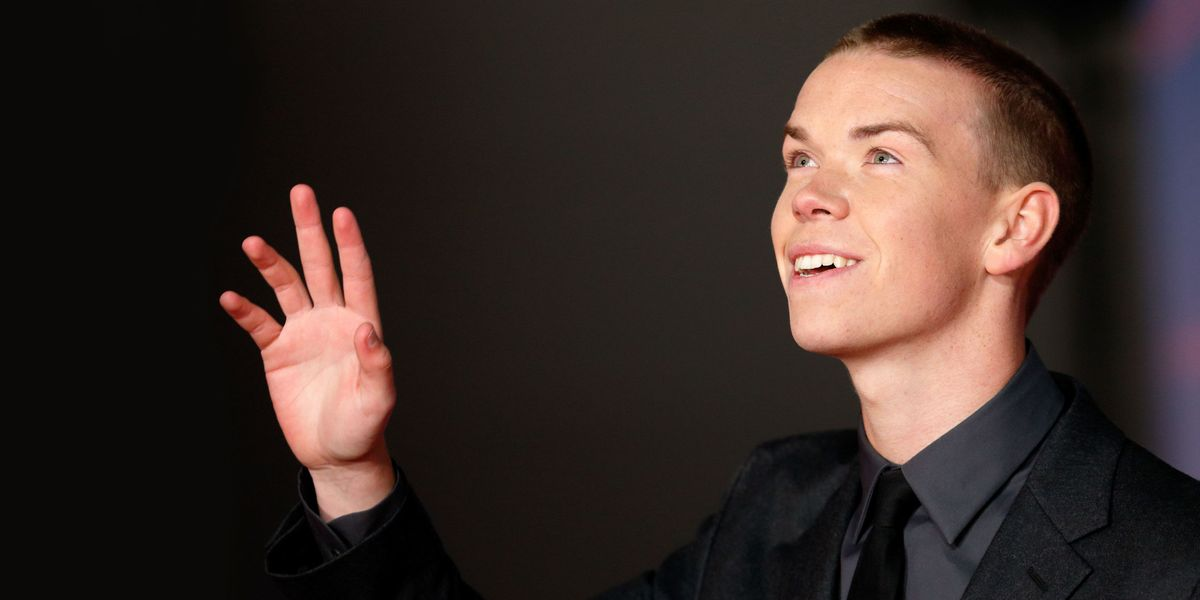 Who Is Will Poulter? Will Poulter 'The Revenant' Interview - ELLE.com