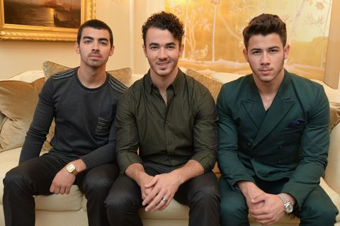 The Jonas Brothers Are Enjoying the Winter Storm Jonas Memes as Much as You